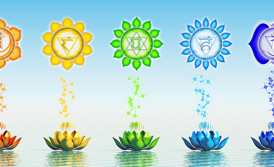 Introduction to your Chakras